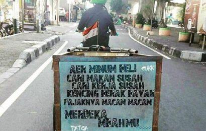 Merdeka Mbah Mu !!!
