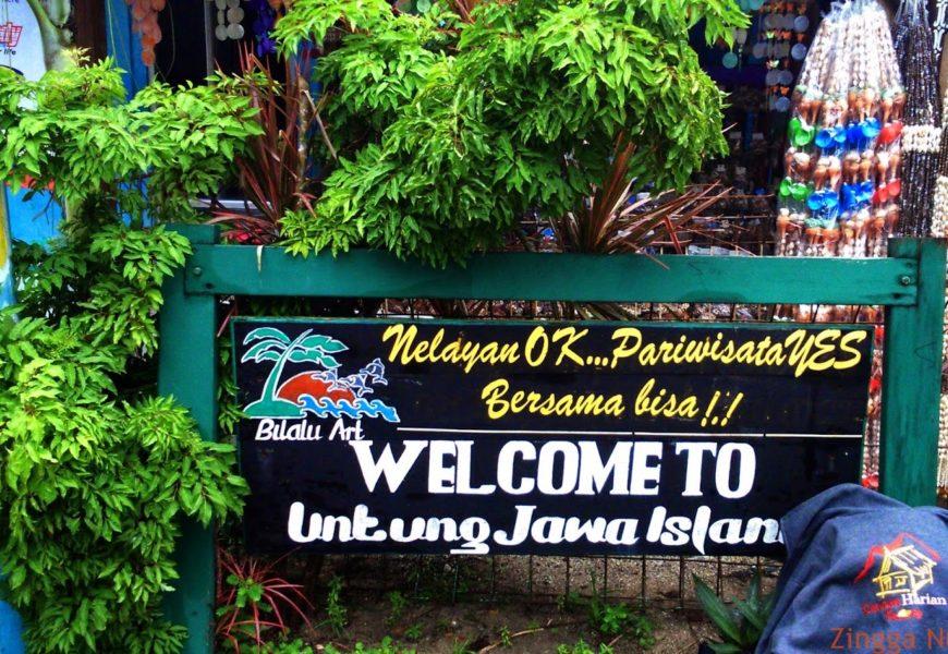 Untung Jawa, Pulau Tersembunyi di Kepulauan Seribu