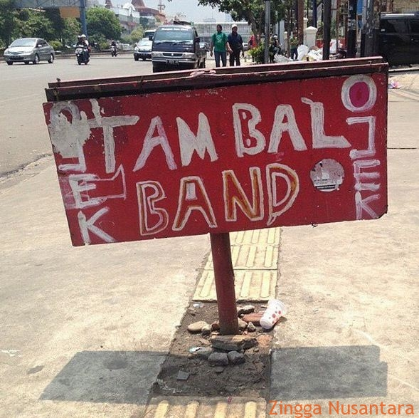 tambal band