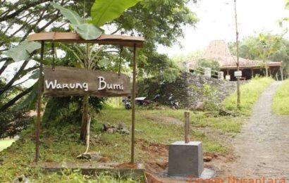 Warung Bumi Yogyakarta, Tempat Sajian Makanan Organik