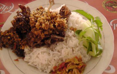 Nasi Bebek Sinjay Madura, Penggugah Selera