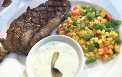 Sinou Steak, Resto Dengan Sajian Steak Menggunakan Minyak Zaitun