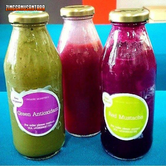 Membuat Usaha layer juice