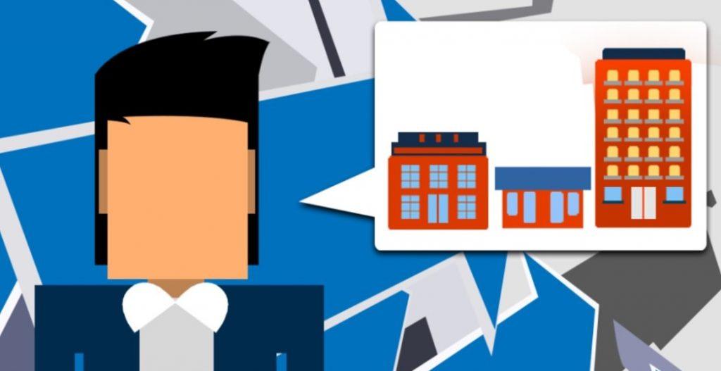Jabatan di Small Company atau Corporate Branding