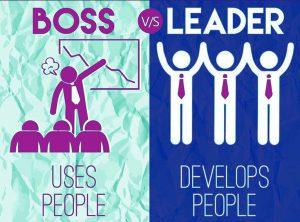 Apakah Kamu seorang Boss, atau seorang Leader?