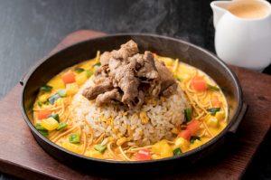 Pork Teppan Rice