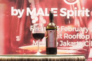 Society Evening Party with Male Indonesia