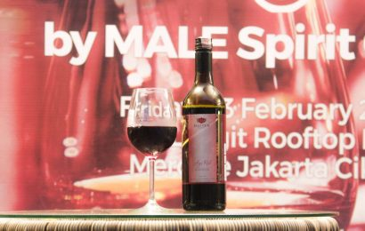 Workshop and Party Ala Male Indonesia dan Mercure Jakarta Cikini