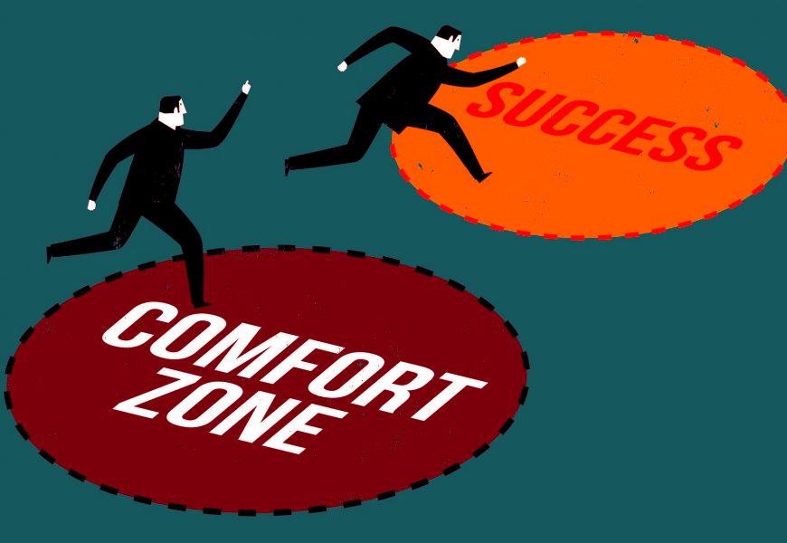 Gak Usah Keluar Dari Comfort Zone !