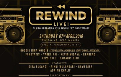 Rewind Live, Perayaan 15 Tahun Urban Party dari Soul Menace dan Supreme Premium Condoms