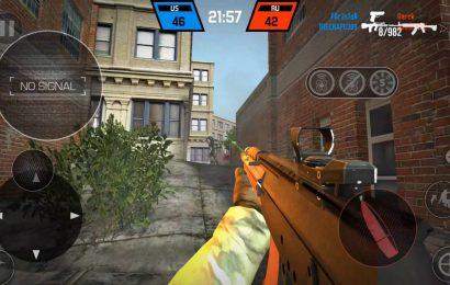 5 Game Android Terbaik dengan Genre FPS