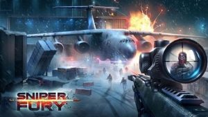 Game Sniper Fury Zingga Nusantara