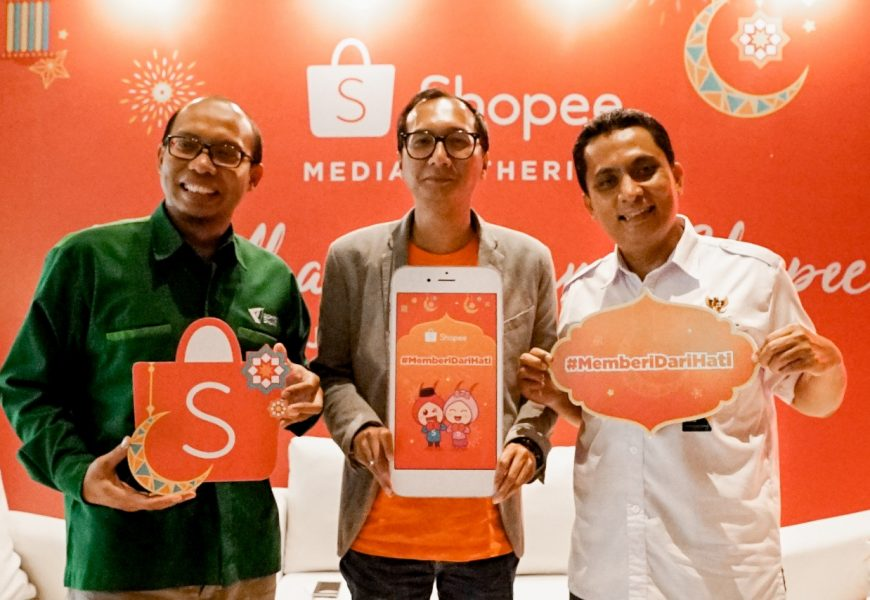 Rayakan Ramadhan, Shopee Ajak Berbelanja dan Beramal di Bulan Suci