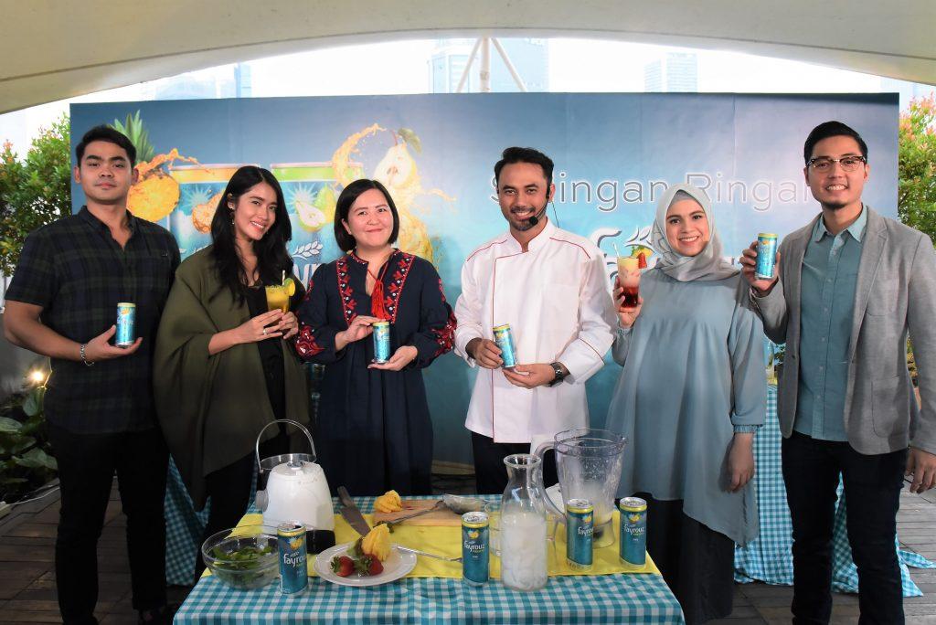 Fayrouz Ramadhan 6 Juni 2018