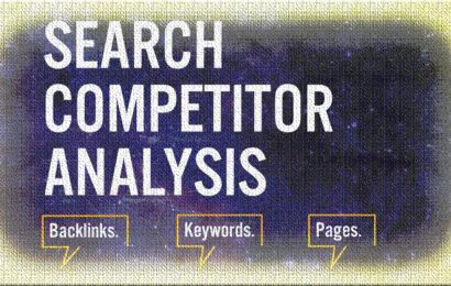 Menganalisis SEO kompetitor: Backlink, Kata Kunci dan Halaman