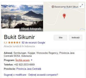 Profil Tempat Wisata Bukit Sikunir Dieng Jawa Tengah
