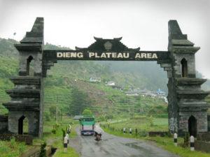 Profil Tempat Wisata Dieng Pleatau Area Dieng Jawa Tengah