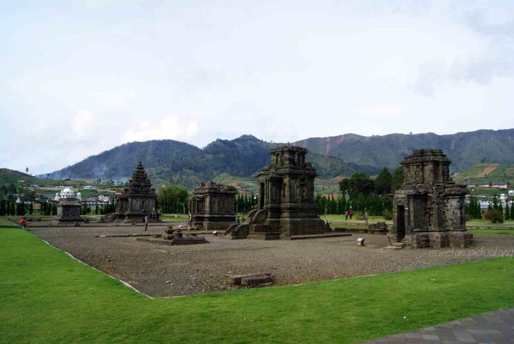 Profil Tempat Wisata Candi Arjuna Dieng Jawa Tengah