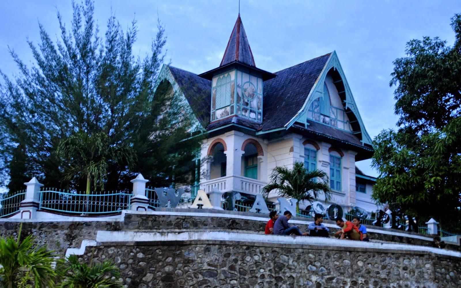 Villa Yuliana yang sangat melegenda di Soppeng