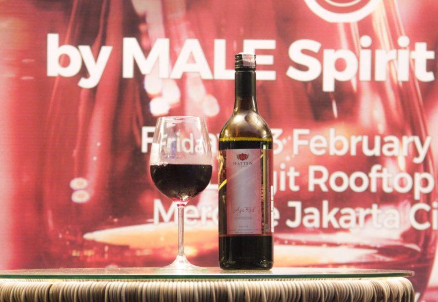 Workshop and Party Ala Male Indonesia dan Mercure Jakarta Cikini