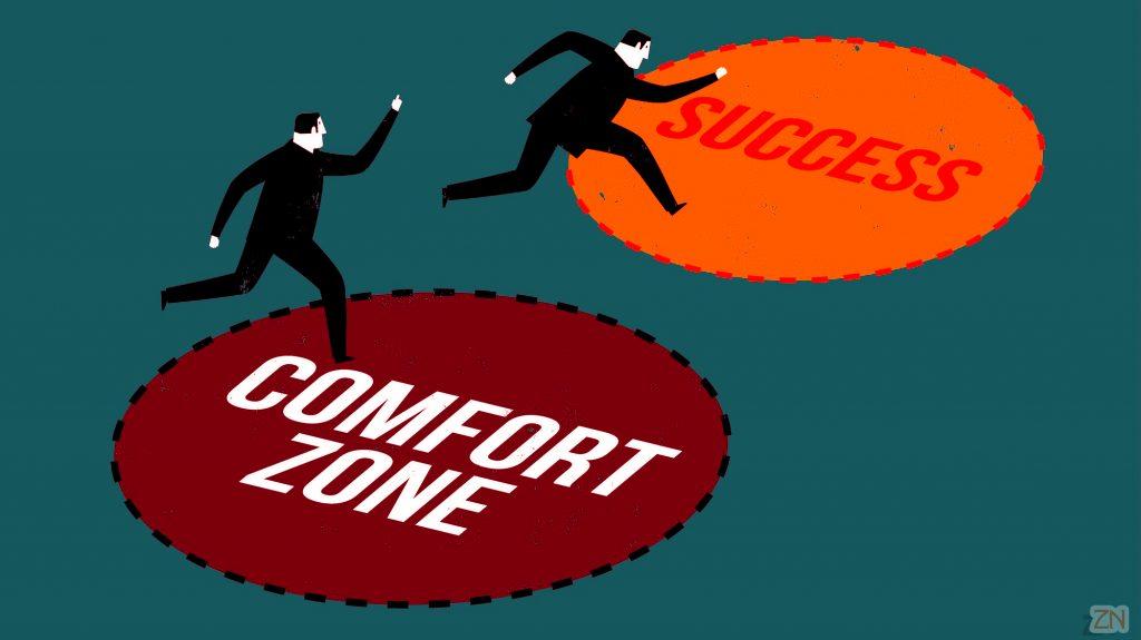 Keluar dari Comfort Zone, Zingga Nusantara