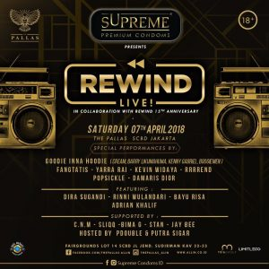 Rewind Live 2018