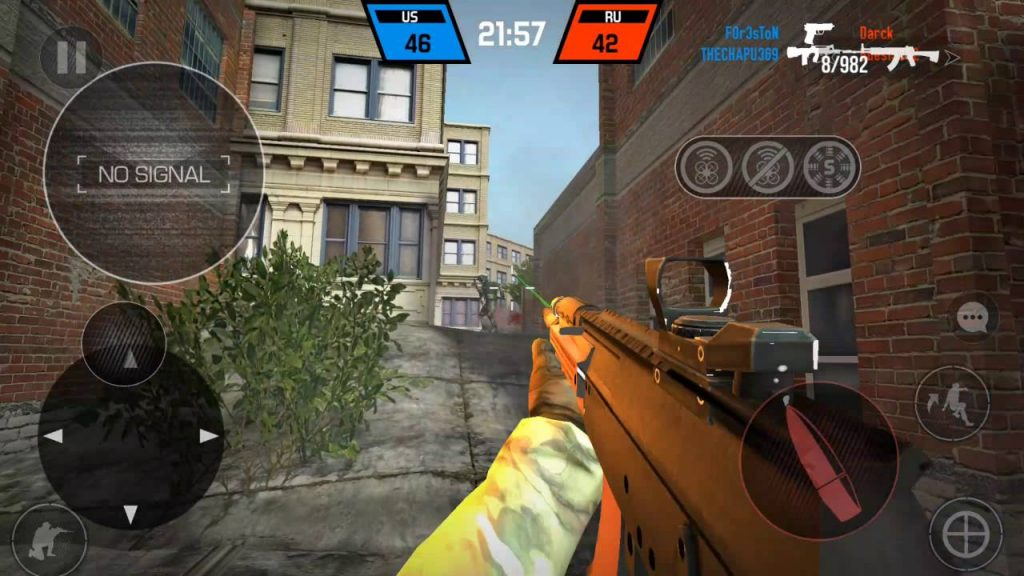 Game Bullet Force Zingga Nusantara