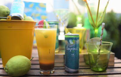 Momen Masak Bersama Minuman Ringan dengan Pemanis Alami
