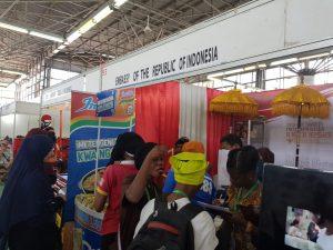 International Trade Fair Indonesia Tanzania