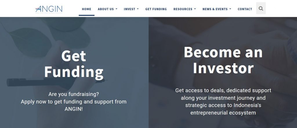 Investor Startup Zingga Nusantara