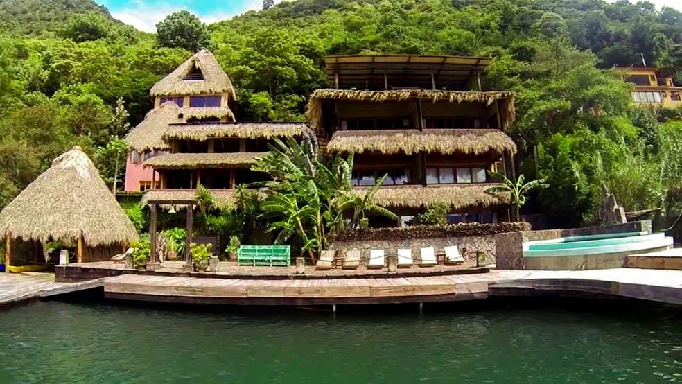 Guatemala, Hotel Ramah Lingkungan
