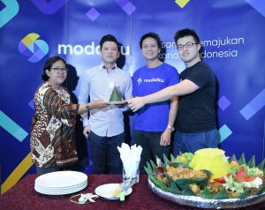 3 Tahun Usia Startup Modaku