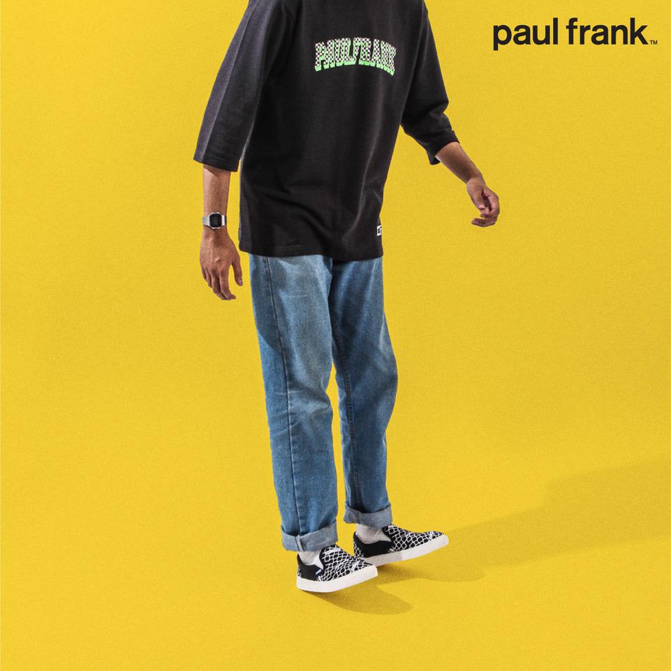 Paul Frank luncurkan koleksi sepatu slip on.