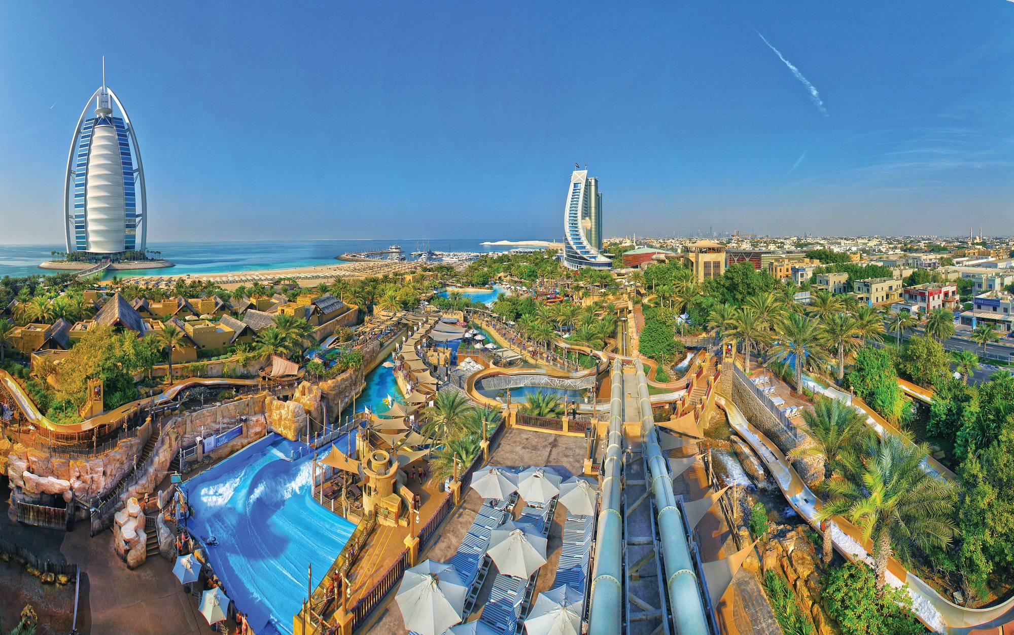Musim Semi di Dubai, Liburan Keluarga Terbaik