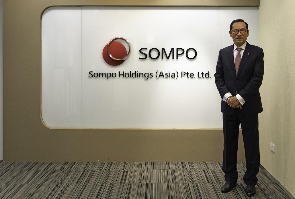 Sompo Holdings Tunjuk Daniel Neo Sebagai CEO Baru