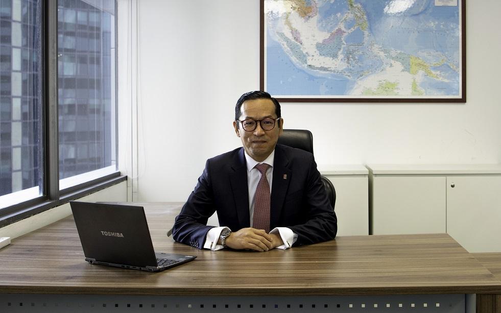 CEO Sompo, Daniel Neo