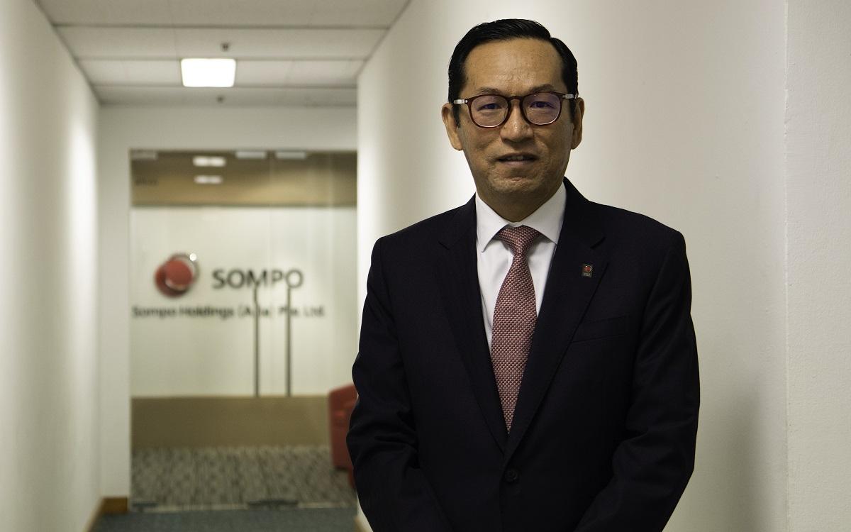 Profil Daniel Neo, CEO Sompo Holdings Asia