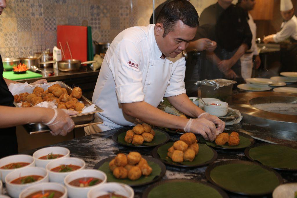 Makan Malam Ramadan Bersama Marriott International