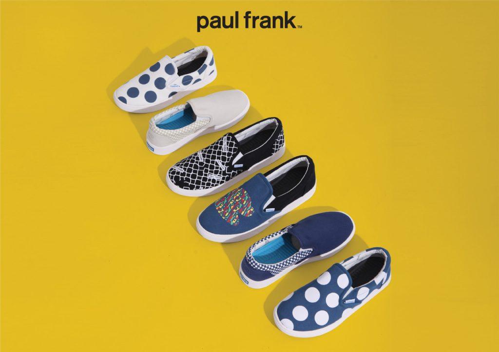 Paul Frank New Slip On