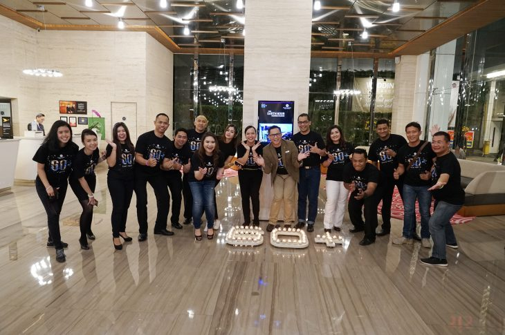 Grand Mercure Jakarta Harmoni Dukung Program Earth Hour 2019