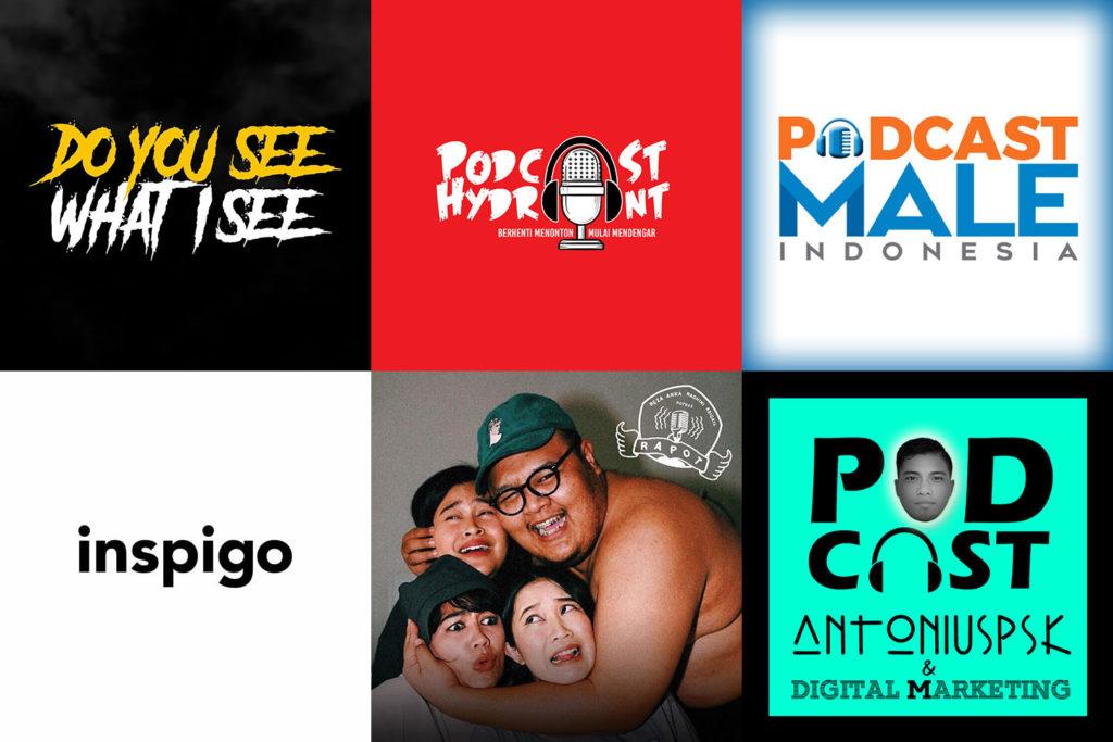 Rekomendasi podcast yang cocok didengerin di perjalanan