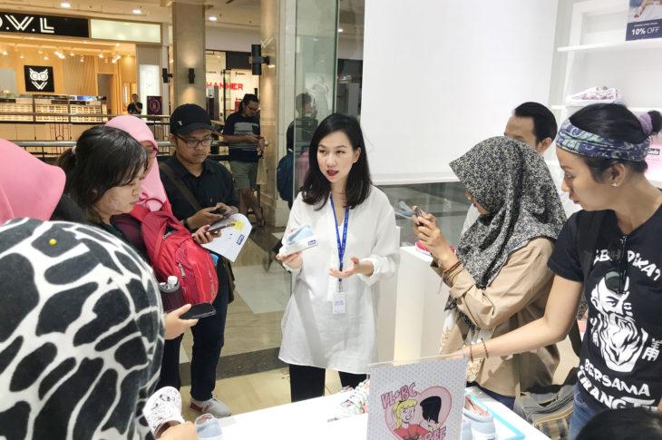 Keds Unggulkan Koleksi Baru Pada Store Pertama di Yogyakarta
