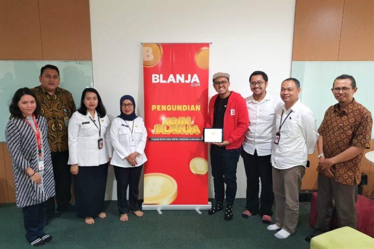 Pemenang Undian KOIN BLANJA Pinang Rezeki 2019