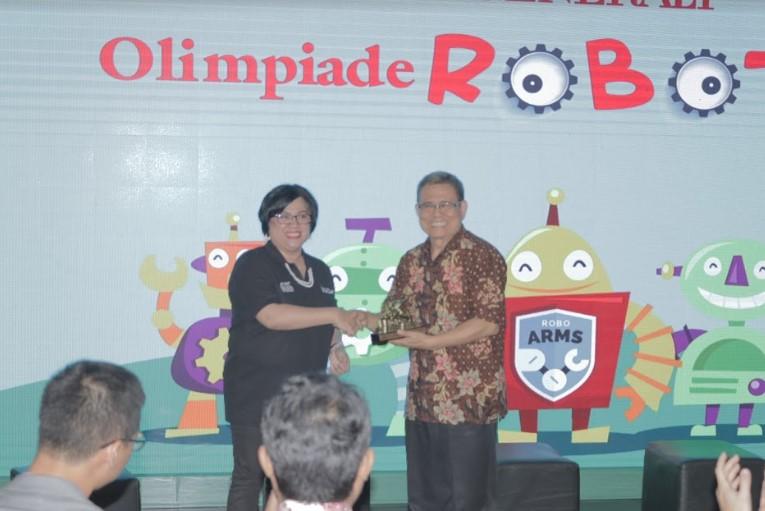 Generali Olimpiade Robotika 2019, Dorong Bakat Anak Kembangkan Teknologi Robot Indonesia