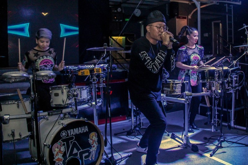 Putu Sutha feat The Angels Percussion