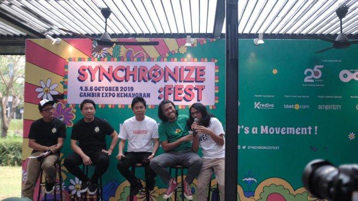 Authenticity Hadir Kembali di Synchronize Festival 2019