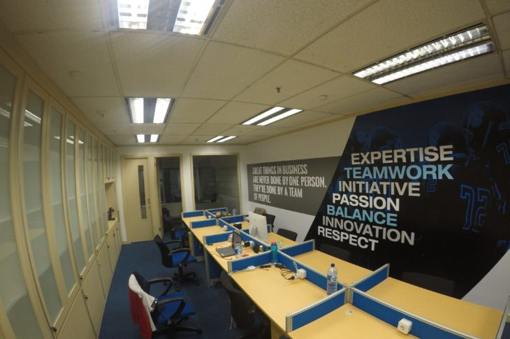 Kantor Startup Male Indonesia