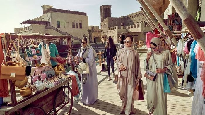 Pengalaman Berbelanja di Dubai