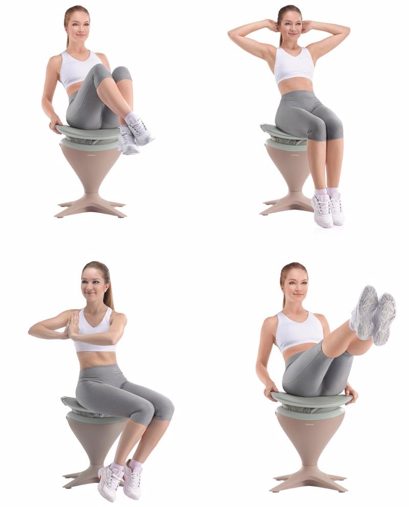 OSIM uTummy, produk yang fokus terhadap kesehatan dan pembentukan bagian perut, pinggang dan bokong.