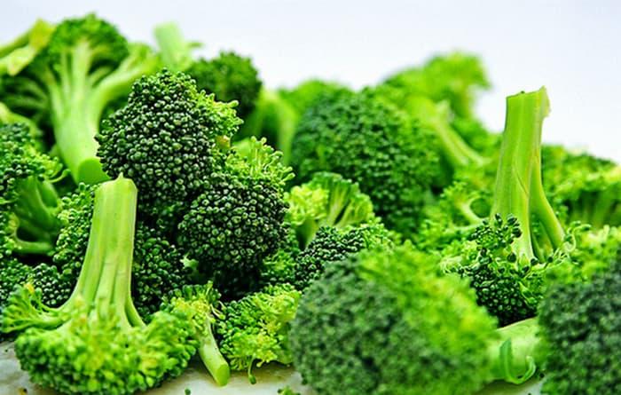 Cara pintar diet sehat dengan sayuran dengan brokoli